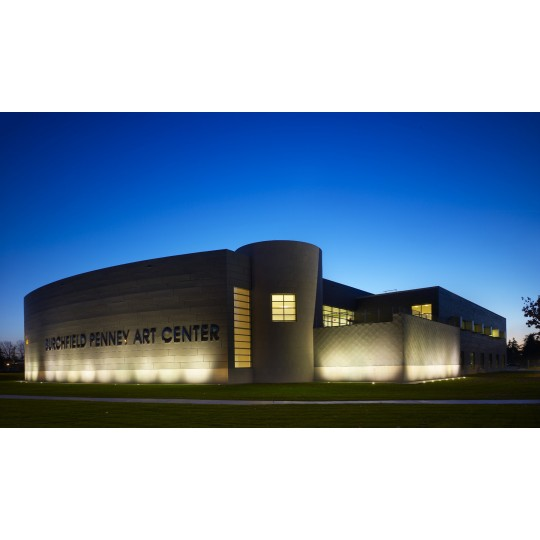 Burchfield Penney Art Center at Buffalo State