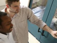 Buffalo State Engineering Technology students