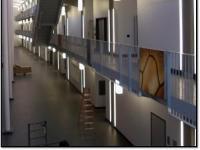 Science and Mathematics Complex, interior