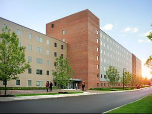 Buffalo State's Student Apartment Complex is LEED Gold Certified