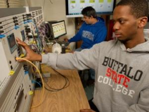 Electrical Engineering Department offers a B.S. focused on Smart Grid